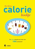 Het kleine calorie boekje.