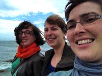 Jasmijn, Nathalie en Annelies