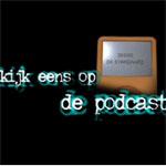 Kijk eens op de podcast.